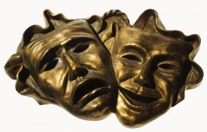 masks-for-greek-theater