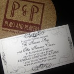 Plays and Players tickets