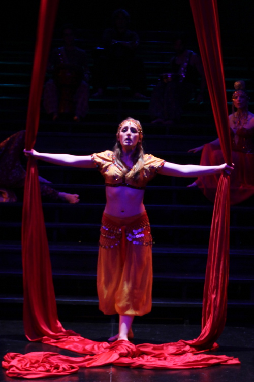 villanova theatre salome review lizzy pecora