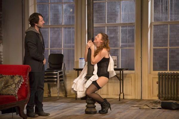 philadelphia theatre company venus in fur review photo
