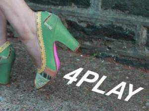 4Play Crack the Glass Theatre Company 2013 Philadelphia Fringe review