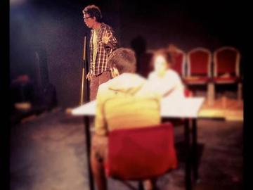 Completeness Philly Fringe review Round Table Theatre Company review
