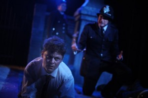 Traveling Light by Lindsay Harris Friel Fringe review. Photo by Kyle Cassidy