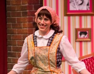 Kim Carson stars in People's Light & Theatre Company's CINDERELLA (Photo credit: Mark Garvin)
