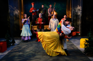 Cast of The Philadelphia Shakespeare Theatre's 2011 production of AS YOU LIKE IT  (Photo courtesy of The Philadelphia Shakespeare Theatre)