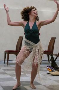 Rosario Toledo performs Vengo as part of the Philadelphia Flamenco Festival.