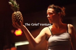 The Grief Venture by Cindy Spitko