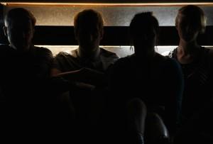 The creators of NIGHTMARES IN NEVERLAND (Photo credit: Lauren Tuvell)