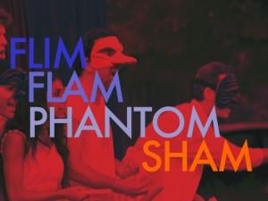 Flim Flam Phantom Sham Ombelico Mask Company Fringe Festival