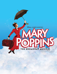 Mary Poppins, the highlight of the Walnut's 2014/15 season.