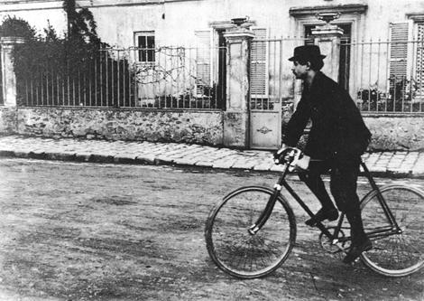 Phindie's Official Fringe Bike Tour led by Julius Ferraro