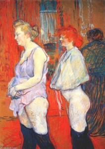 The Body Lautrec, Mary Tuomanen, Aaron Cromie