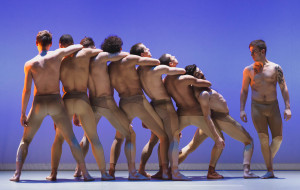 UK company BalletBoyz kick off Dance Celebration's 2014/15 season.  Photo Credit: Panayiotis Sinnos