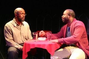 Lindsay Davis with Akeem Davis as Michael Black, another Bernard clone.