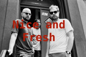 NYC comedy troupe Awful DJ come to Northwest Philadelphia as part of SmokeyScout's NICE AND FRESH series.