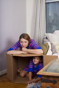 Jennifer Macmillan in DREAM HOUSE. Photo by Melissa Ojeda.