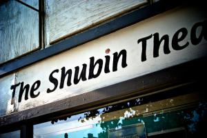 The closing of the Shubin Theatre was the focused of a popular feature by Rich Rubin.