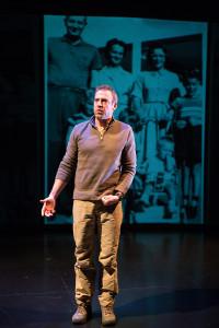 Ian Merrill Peakes as Paul Watson. Photo by Alexander Iziliaev.
