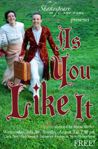 As You Like It, 2008