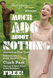 Much Ado About Nothing, 2011.