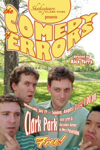 The Comedy of Errots, 2009