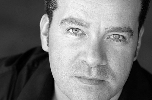 Playwright Sean Chandler.