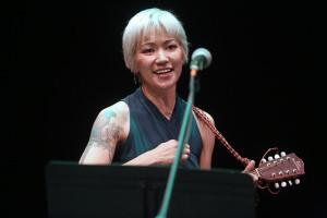 Composer Melissa Dunphy.