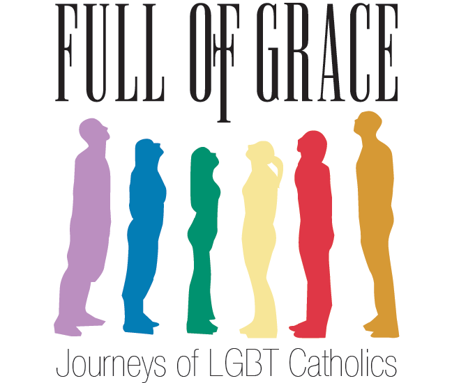 14. Poster of FULL OF GRACE, Journeys of LGBT Catholics, Philadelphia 2015