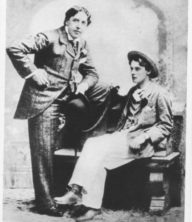 Wilde and Boise, Photo credit: Editions du Desastre.