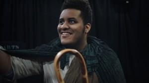 Abrham Bogale as Plutus (Photo credit: Alexis Mayer)