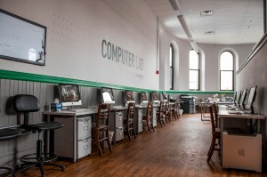 Philadelphia Design Center, computer lab (Photo credit: Courtesy of Vectorworks, Inc.)