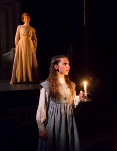 Elisa Matthews and Bailey Ryon in Arden's THE SECRET GARDEN (Photo credit: Mark Garvin)