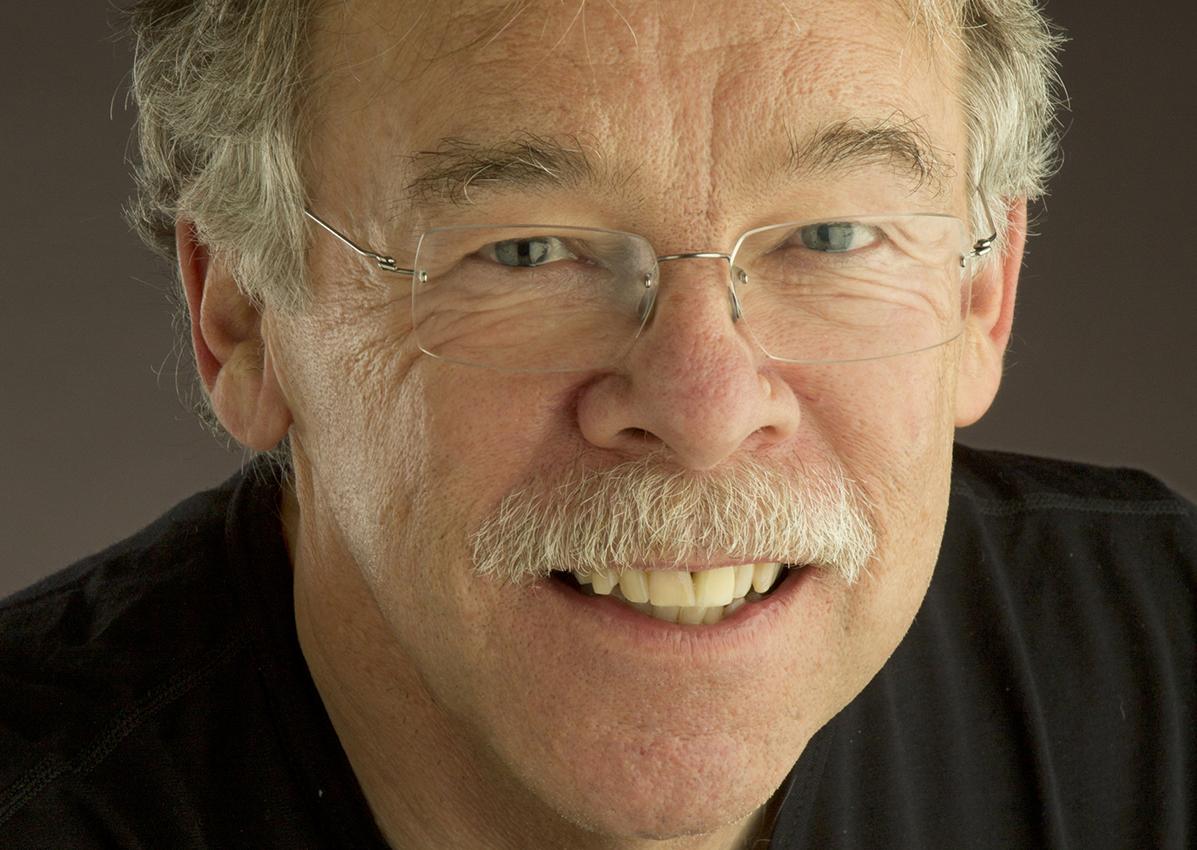 Richard Dresser, headshot, courtesy of the playwright