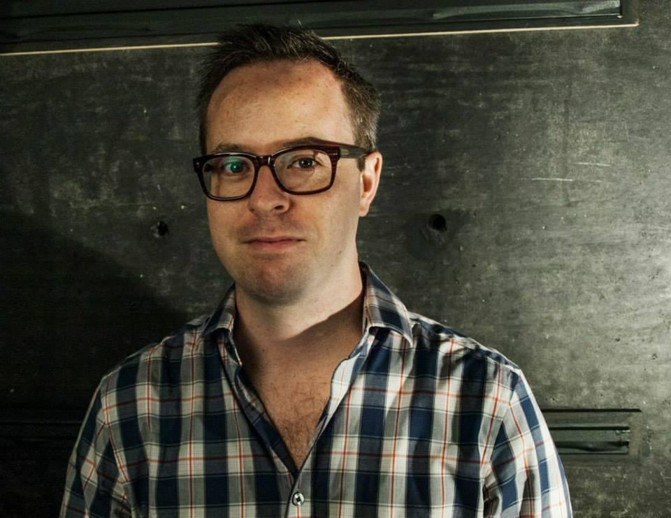 David Jacobi, photo by Patrick Weishampel