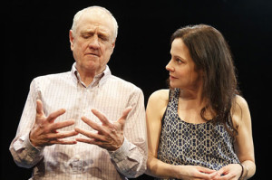 Denis Arndt & Mary-Louise Parker in HEISENBERG.