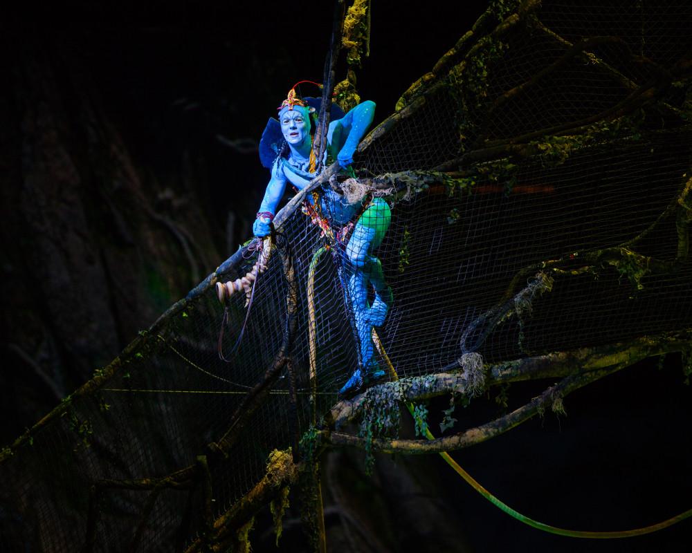 Toruk Philadelphia Cirque du Soleil