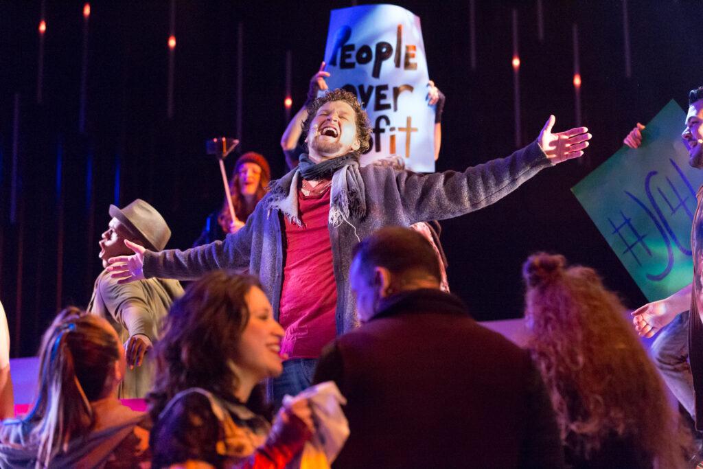 Bristol Riverside Jesus Christ Superstar theatre review