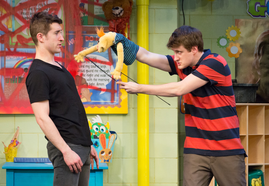 Hand of God Philadelphia Theatre Company review