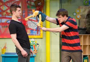 Hand of God Philadelphia Theatre Company review