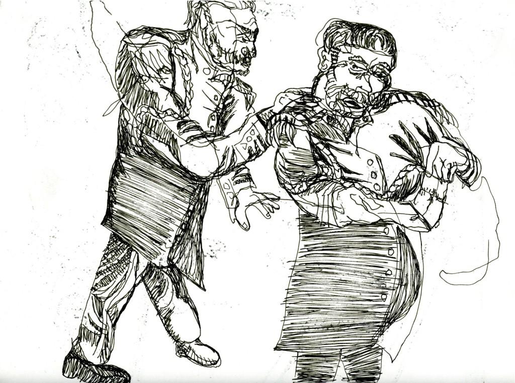 agamemnon and Menelaus