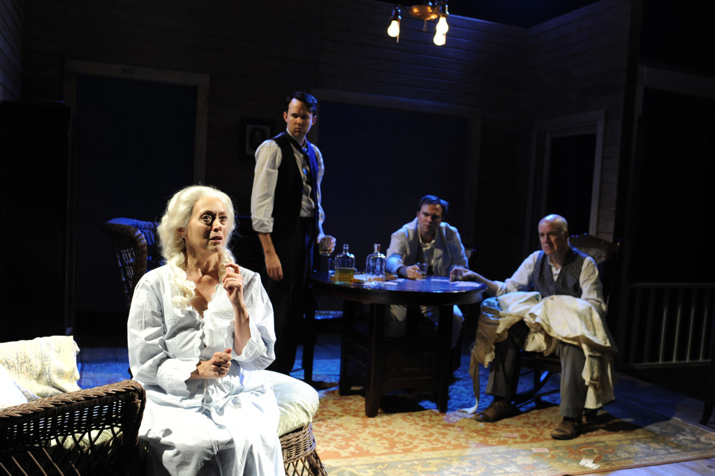 long day's journey into night quintessence theatre group review