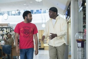 Local actor Khris Davis stars in Atlanta from TV channel FX. Photo courtesy FX.
