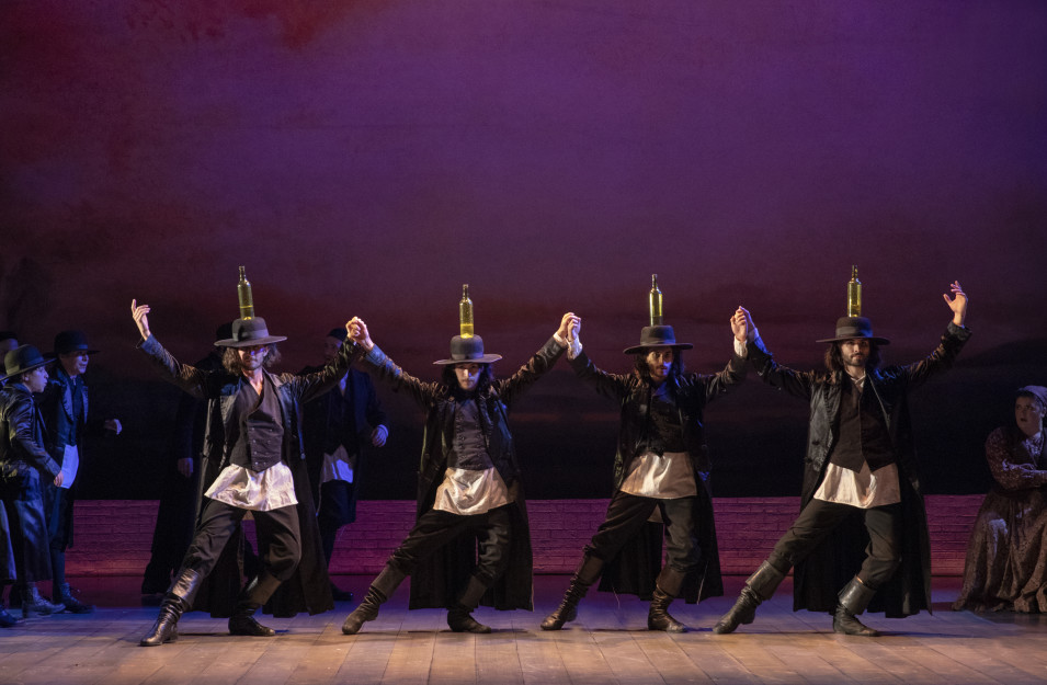 Fiddler on the Roof photos © Joan Marcus