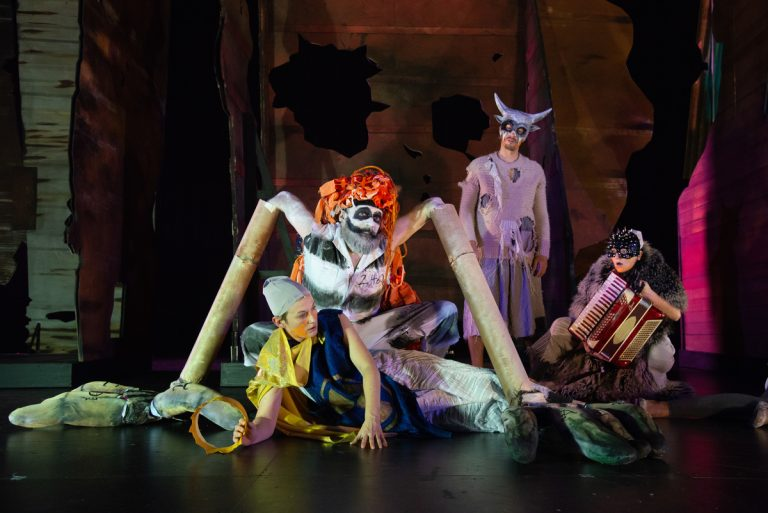 Wilma Theater Mr Burns review