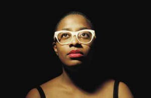 Ceìcile McLorin Salvant (From her FB page)