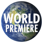 1. World premiere. Playhouse on the Square logo.