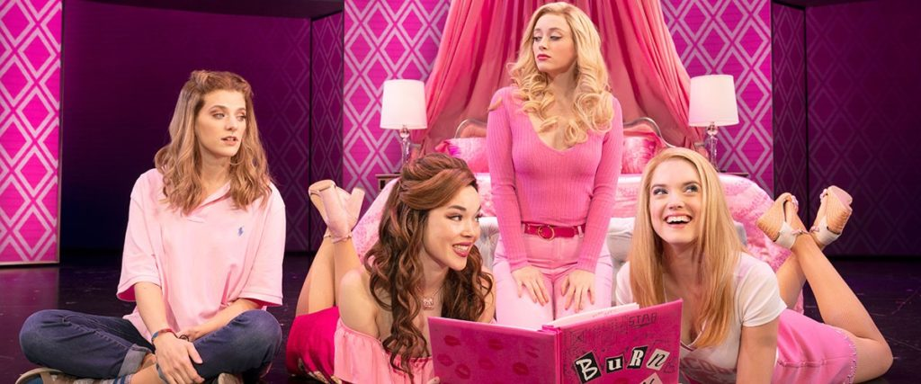 mean girls national tour review image
