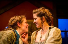 OR (Hedgerow): love, lust, loyalties and loads of laughter!