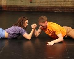 SHOW NO SHOW (Gabrielle Revlock & Aleksandr Frolov): Moving relationships