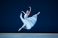 A PROGRAM OF FIRSTS (PA Ballet): Remembering the start-line